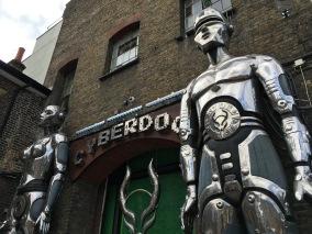 Cyberdog mega-store in Camden