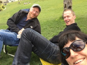 Fun in the park with Tim & SOTB
