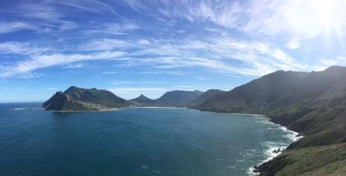 Overlooking Houts Bay