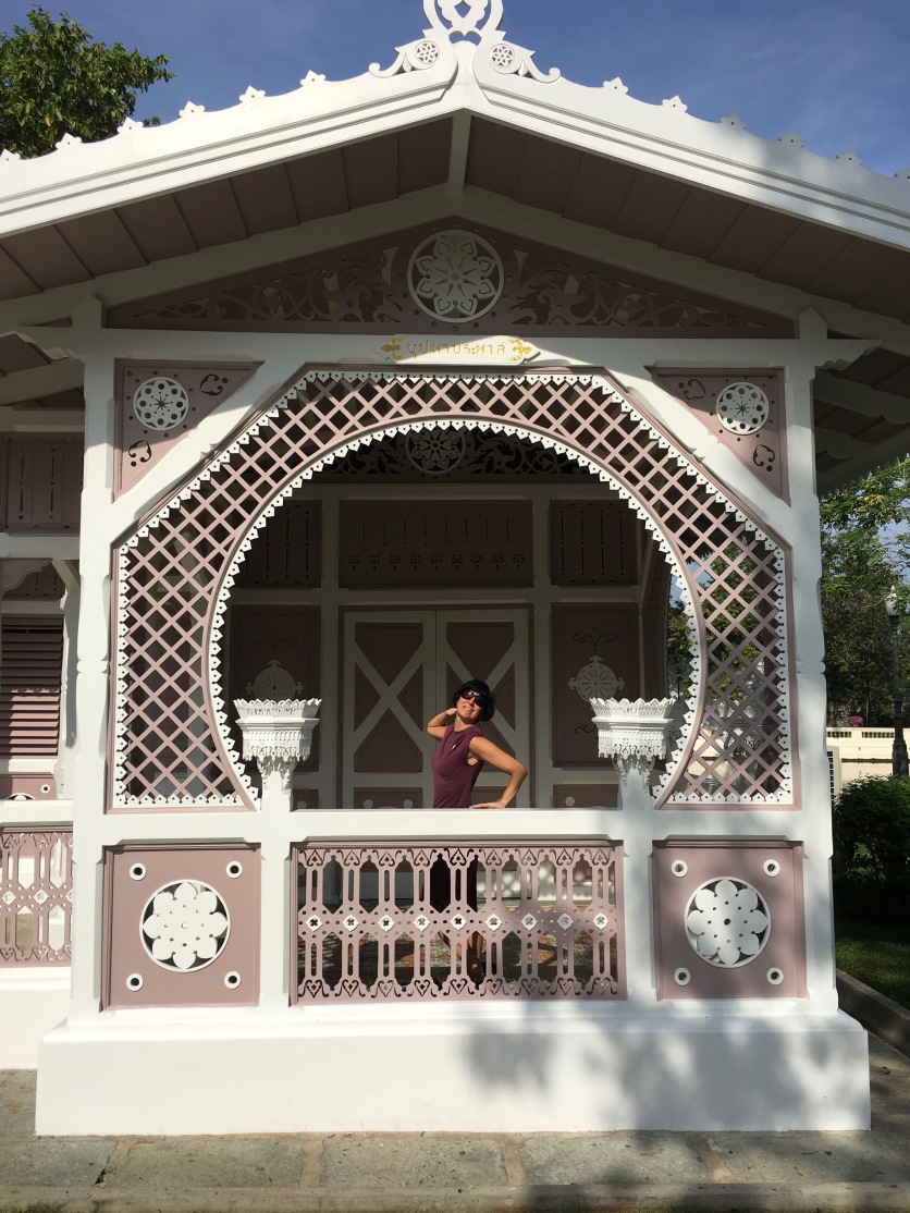 A pavillion for the ladies.