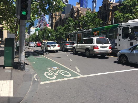 Melbourne Bike Lanes
