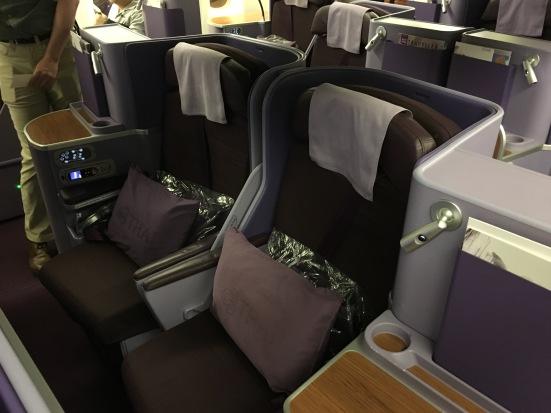 Thai Air - Royal Silk