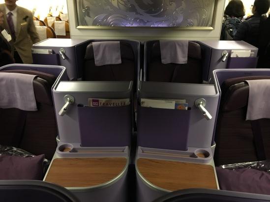 Thai Air Royal Silk