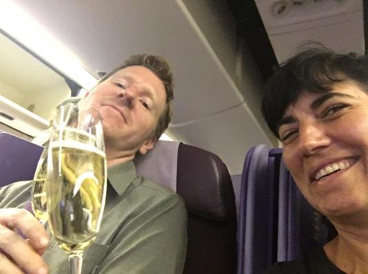 Thai Air Champagne