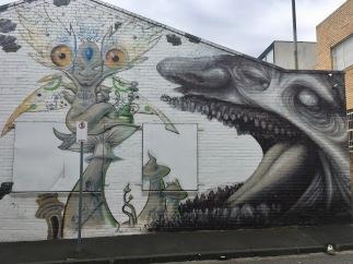 Street Art - Southbank