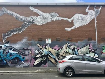 Street Art - Fitzroy