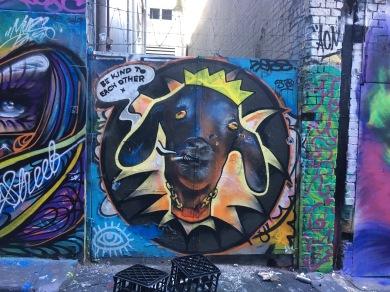 Street Art - CBD