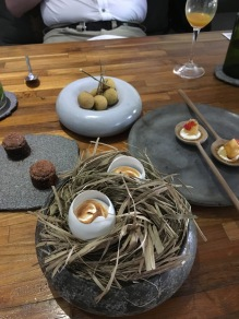 Various little desserts