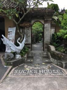 Bali Driveway
