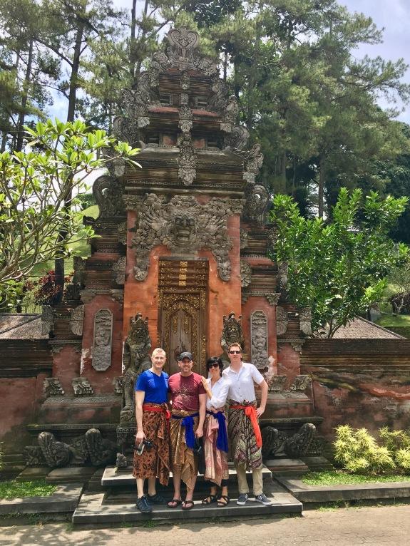 Trita Empul Temple