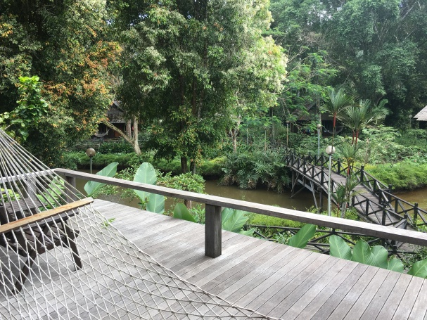 Sepilok Rainforest Lodge