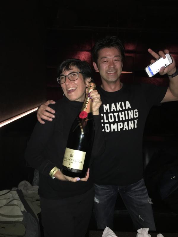 Night 1 in Tokyo