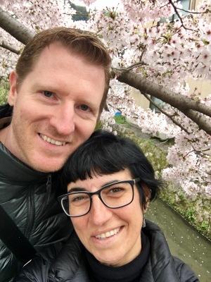 Sakura Selfies