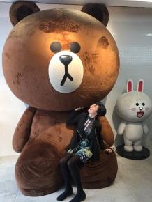 Biggest stuffie ever!